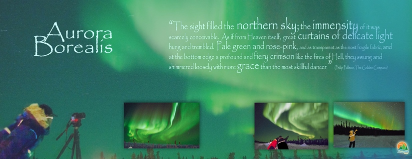 Northern Lights & Aurora Borealis Tours in Canada's Yukon