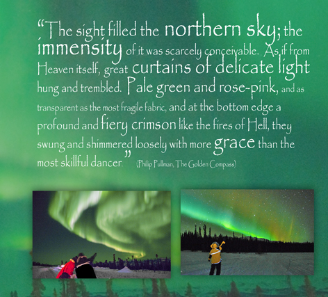 Yukon Christmas Northern Lights packages