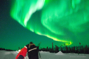 Nature Tours of Yukon's Aurora Borealis & Northern Light specials